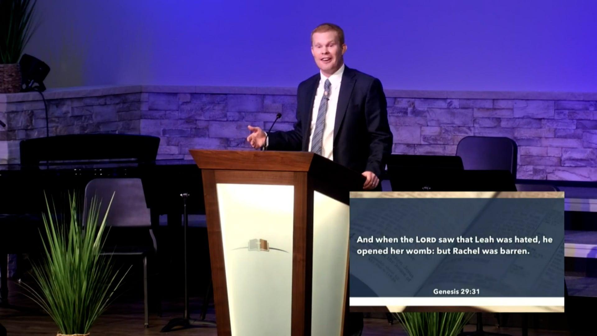 9/20/2021 Monday - Pastor Tyler Gillit