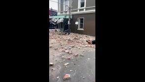 Raro terremoto scuote l'Australia, danni a Melbourne