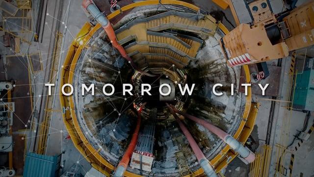 Tomorrow City - Mega-Construction Docu Series for CNA.