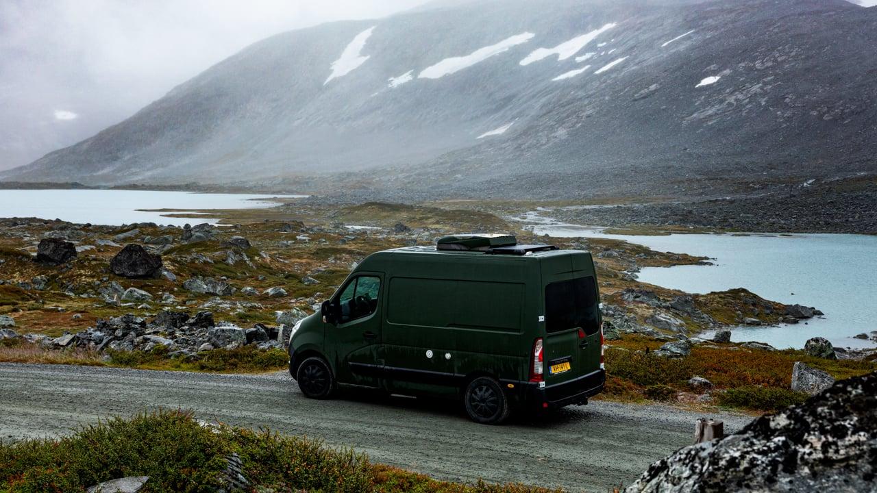Scandinavian roadtrip - The Vanzine