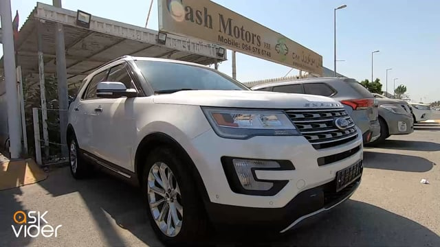 FORD EXPLORER LIMITED - W...