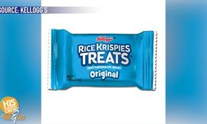 Rice Krispy Treat Pre Workout