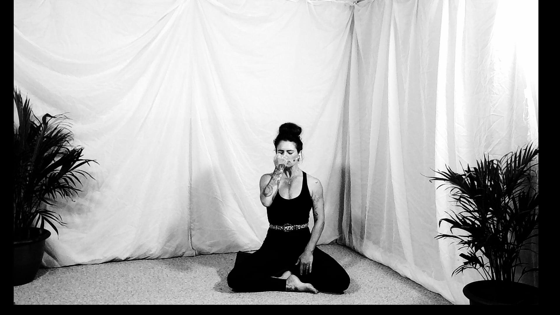 10 min Breath Meditation w/ Amber
