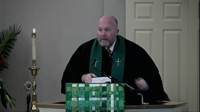 September 19, 2021 - Sermon