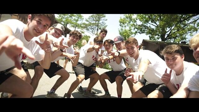 Camp Ozark Summer Staff 2022