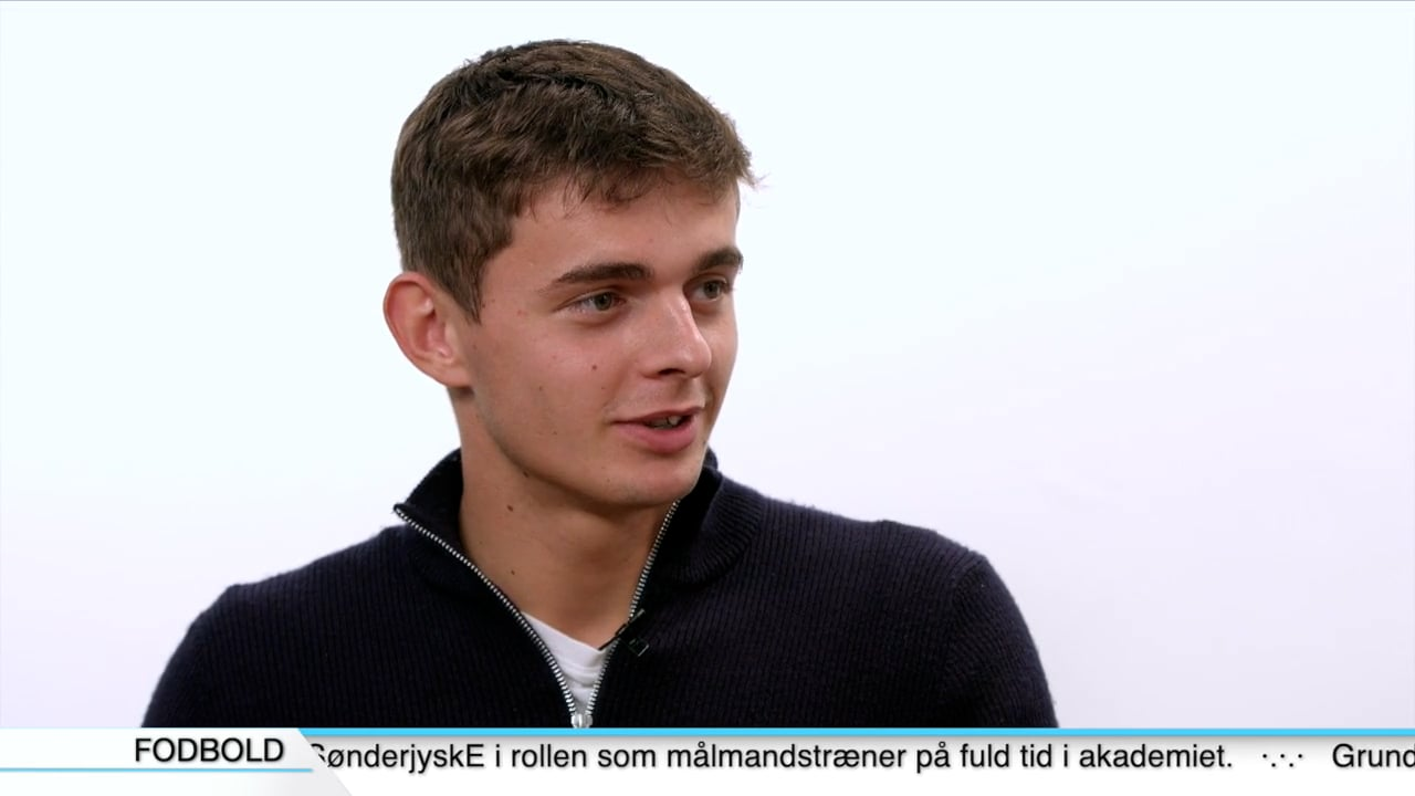 Mads Larsen - Midtbanespiller, EfB