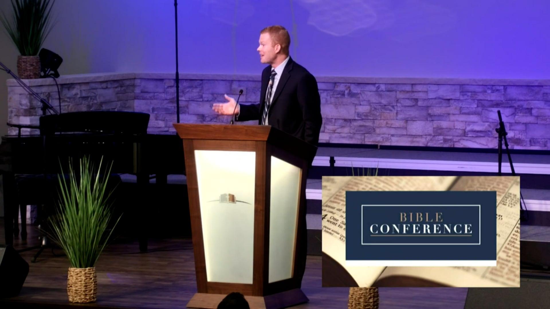9/21/2021 Tuesday - Pastor Tyler Gillit