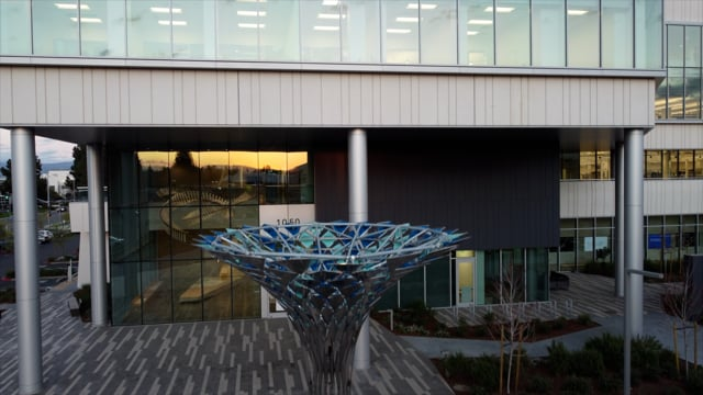 Yellow Goat Design/RMW Architects - Intuitive Surgical, Sunnyvale CA