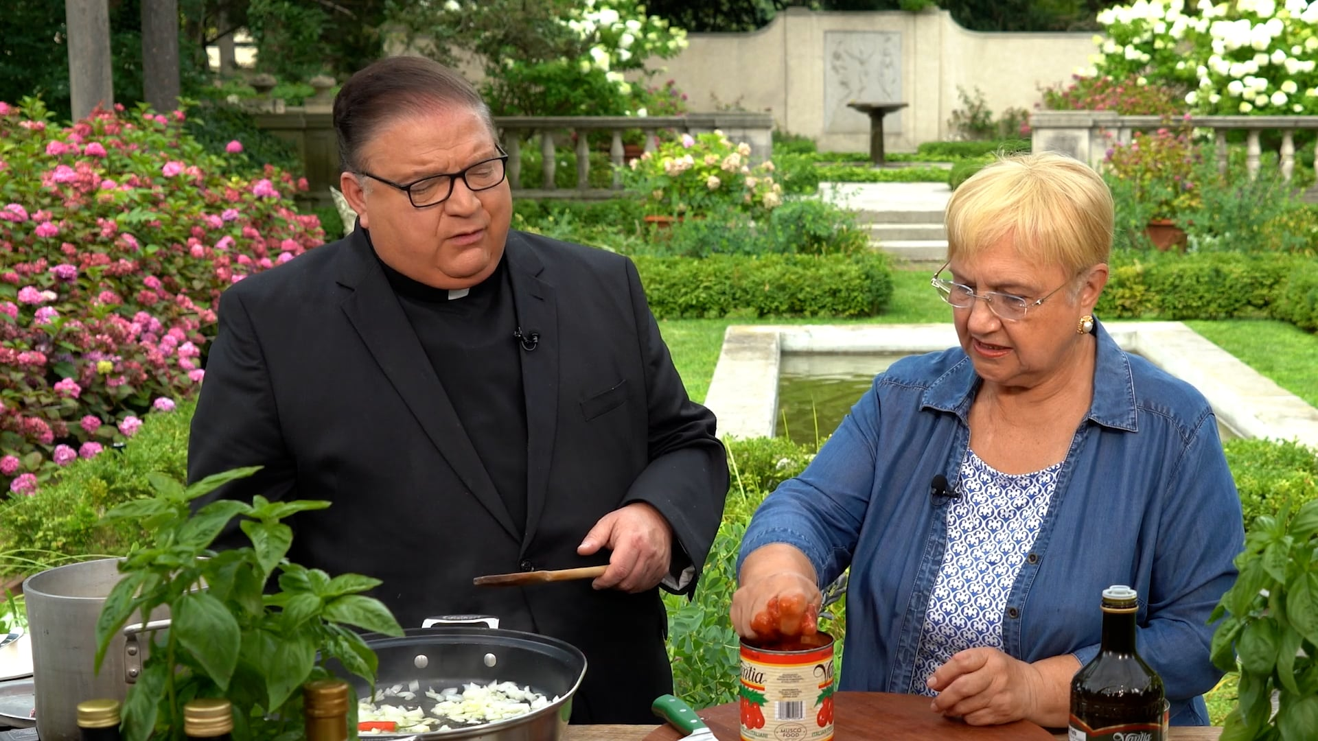 Real Food - Cooking with Lidia Bastianich