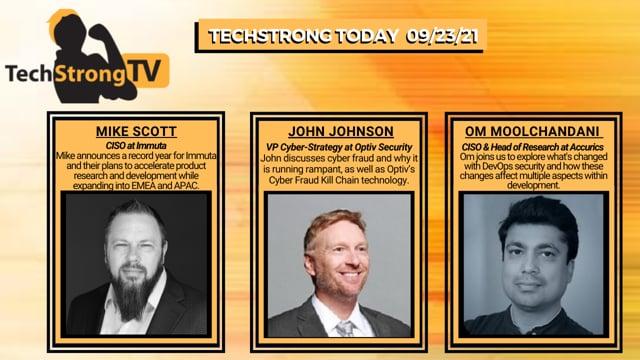 TechStrong TV - September 23, 2021