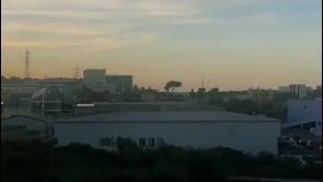 Enorme incendio divora diverse attività nella zona industriale di Sassari