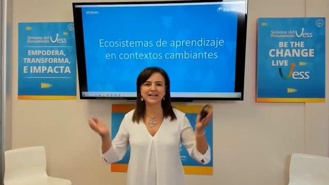 ¡Momentos especiales del VI Ateneo VESS 2020-Congreso Internacional de Educación!