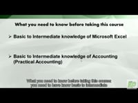 What you need to know before taking the course