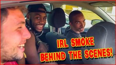 IRL Smoke#6 Behind The Scenes! (Secret Season S2 Ep.10)