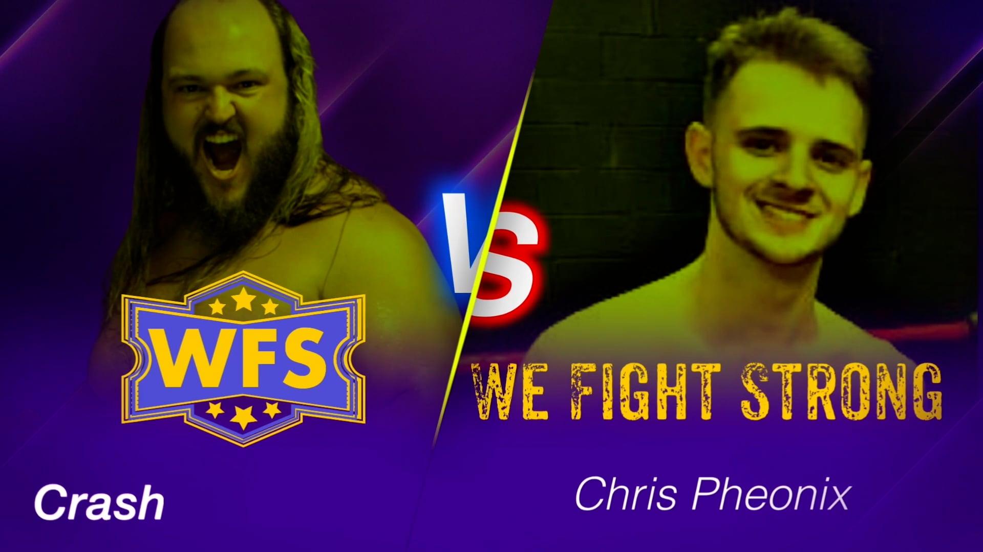 Chris Pheonix vs. Crash Cassidy