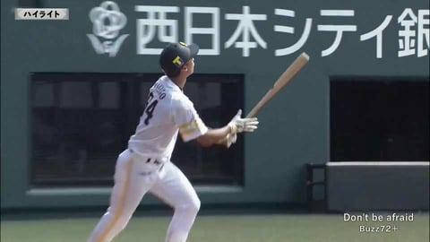 【ファーム】9月23日 ホークス対バファローズ ダイジェスト