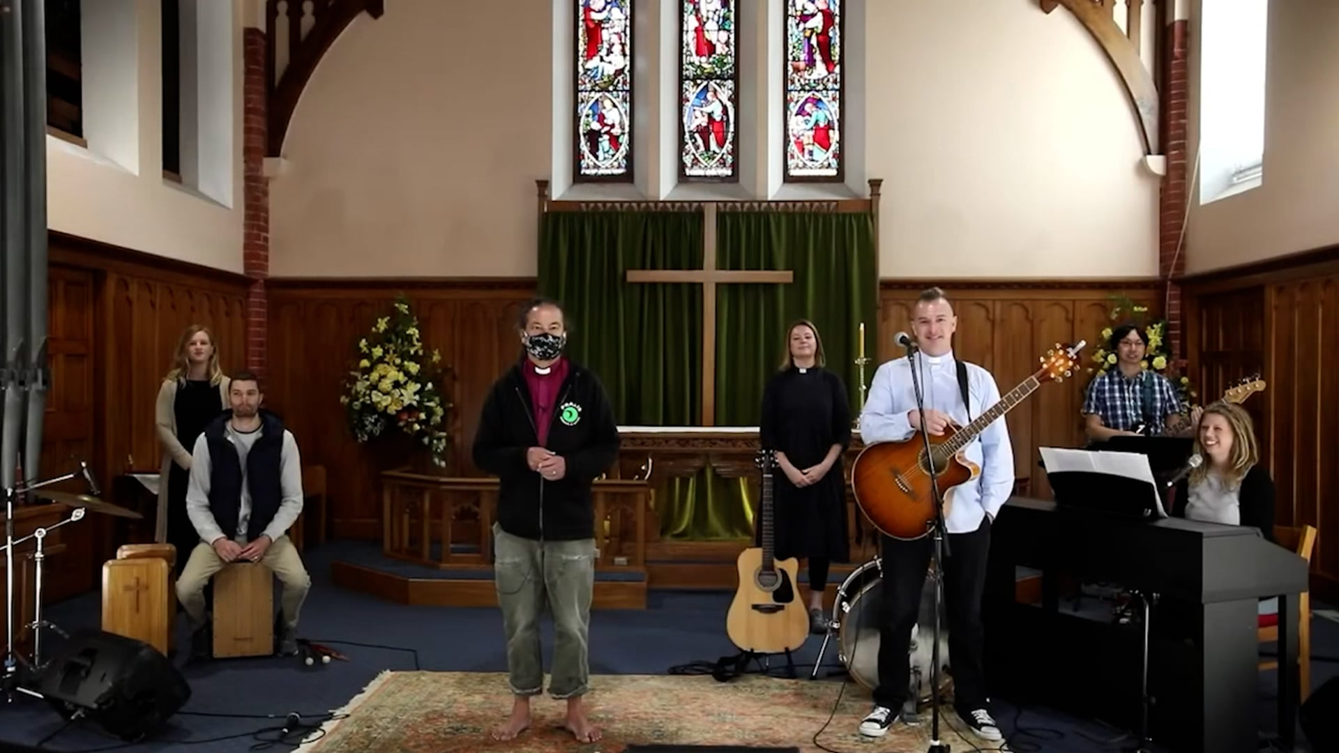 Anglican Movement - 26 September 2021