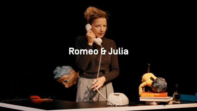 Trailer — Romeo und Julia Co-Produktion mit der Hochschule für Schauspielkunst Ernst Busch, Berlin