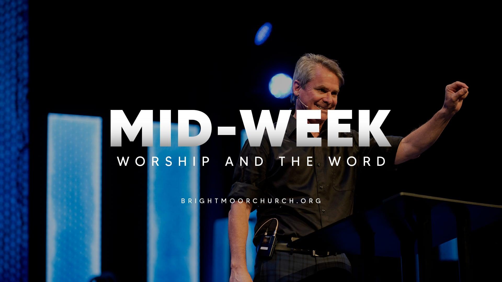 """09-22-21: Pastor Jamie Kjos - """"When Trouble Strikes!"""""""