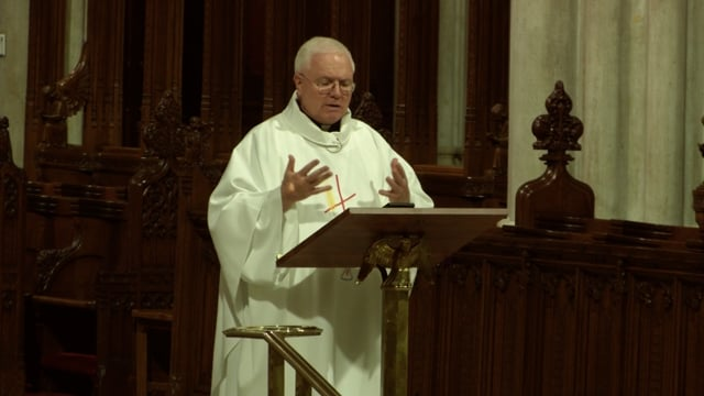 Mass from St. Patrick's Cathedral - September 23, 2021