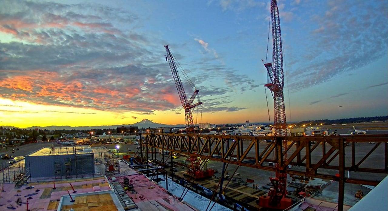 Seattle-Tacoma International Modernizes, Expands North Satellite