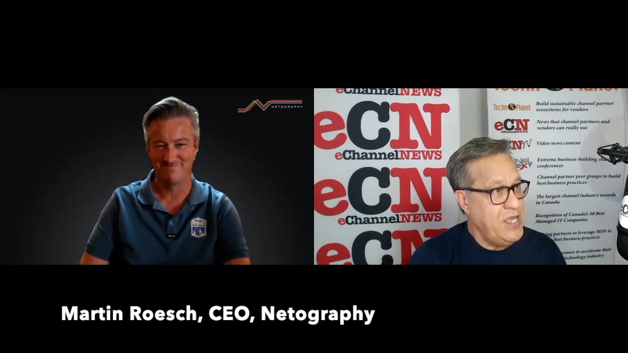 Industry Leader Martin Roesch Joins Netography as CEO