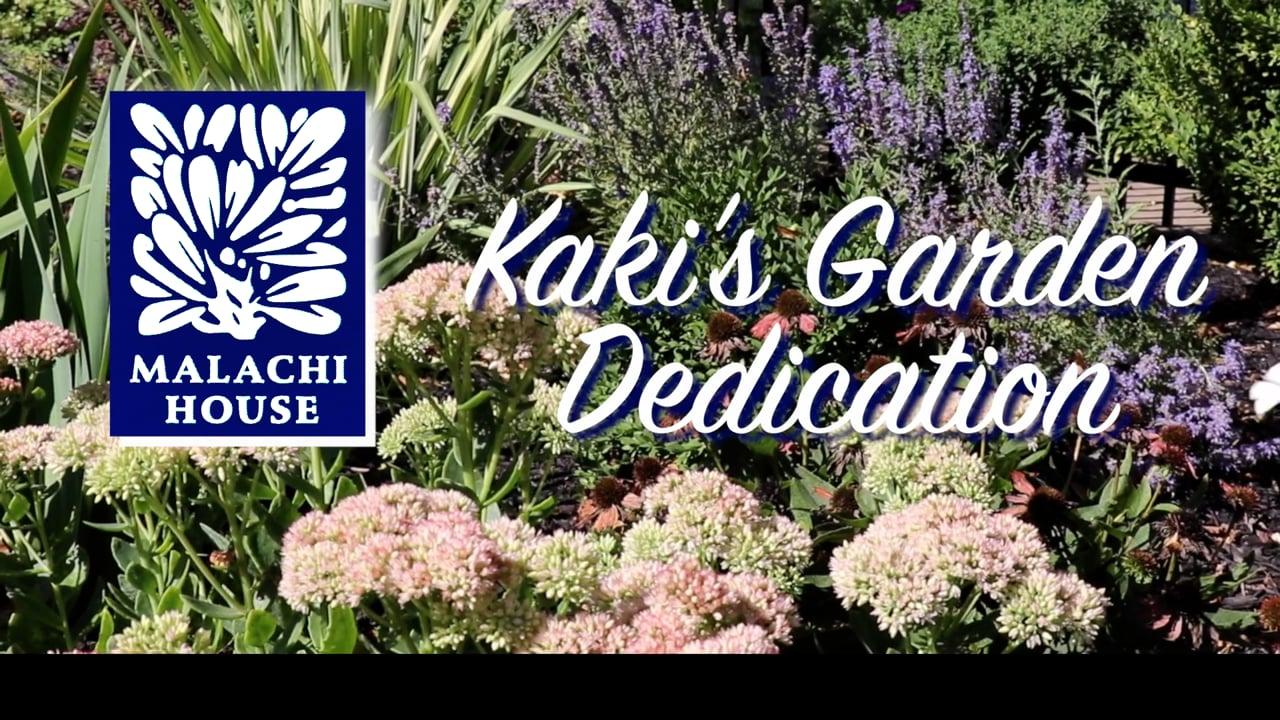 Kakis Garden Event Video