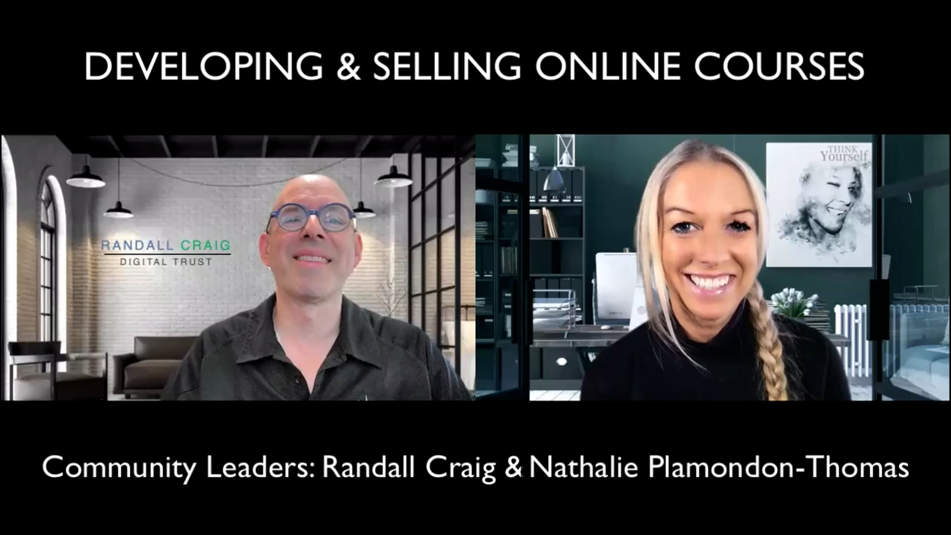 Developing and Selling Online Courses