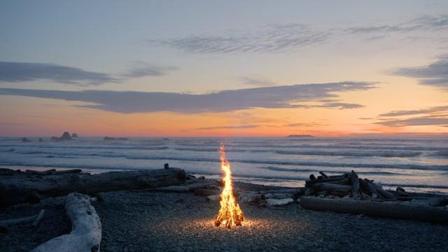 Campfire On The Ocean Shore. Episode #2
