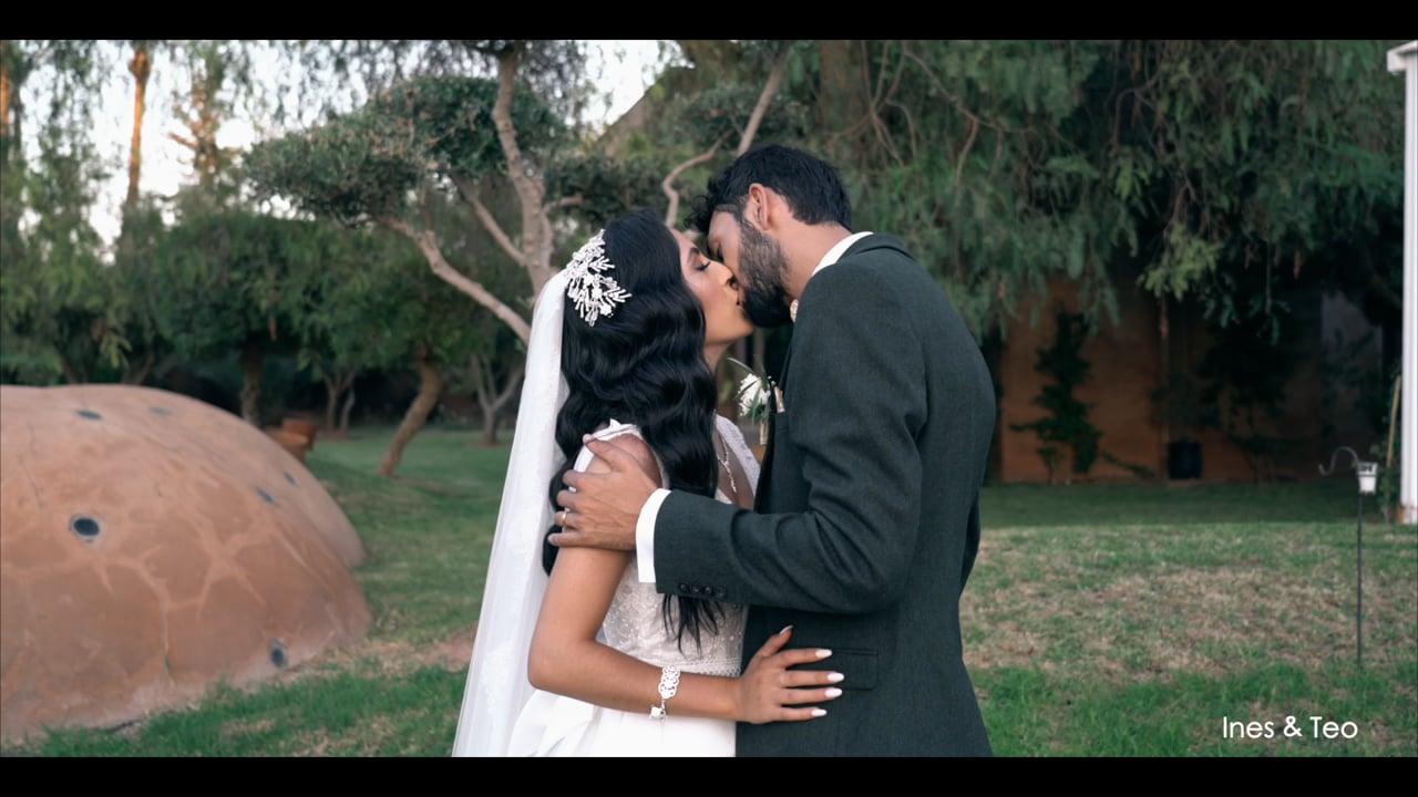 Ines & Teo Mariage (Officiel Video) By Menara Image