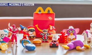 Happy Meals are Getting a Makeover!