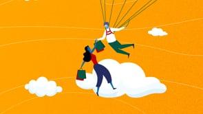 Volunteering: Customer service volunteers (S4E2) - CLC Animation