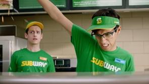 """Subway Restaurants: """"Signature Wraps"""""""