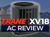 Trane XV18 Air Conditioner Review