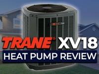 Trane XV18 Heat Pump Review