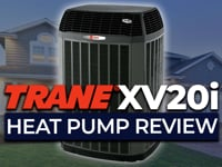 Trane XV20i Heat Pump Review