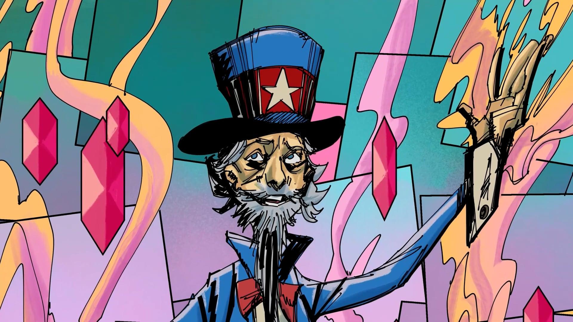 Superstate – Uncle Sam (feat Graham Coxon & Rahel Debebe-Dessalegne)