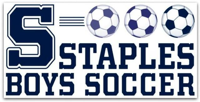 Staples High School Boys Varsity Soccer vs Wilton 9/28/21