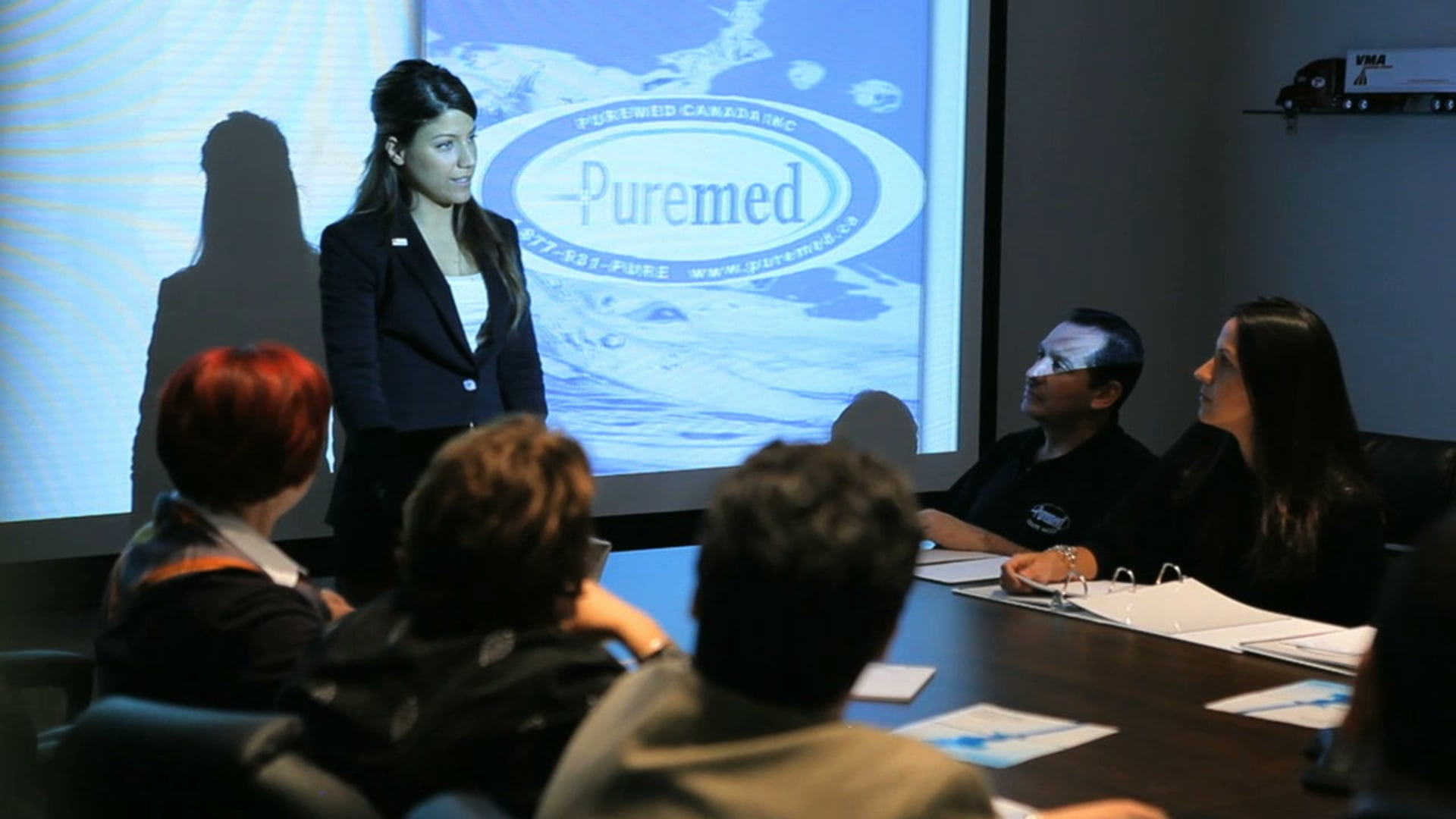 WE ARE: PUREMED CANADA - Promotional Video by Marrone