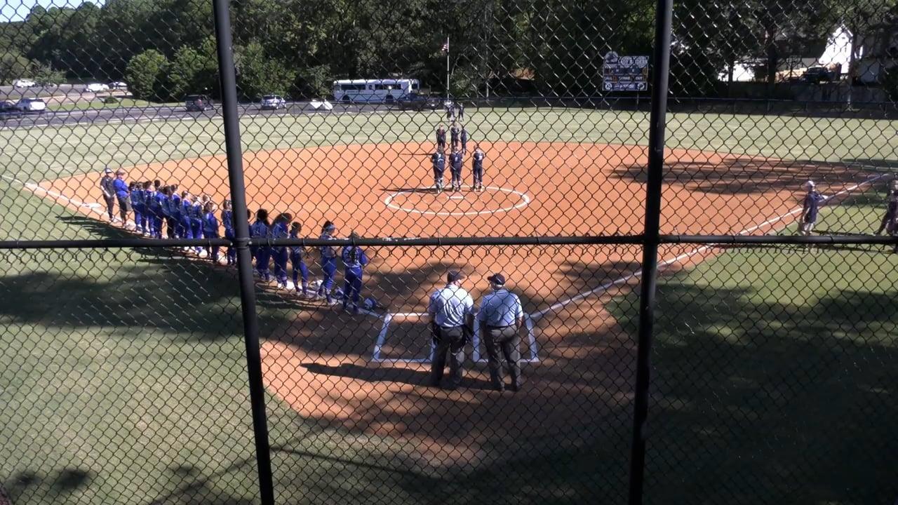 Varsity & JV Softball vs PCS - 09-23-21