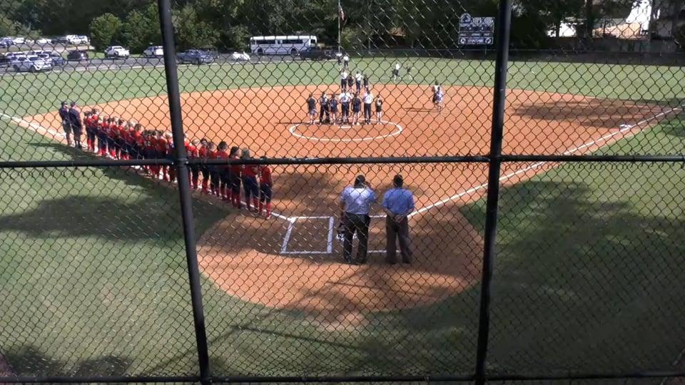 Varsity & JV Softball vs MRA - 09-20-21