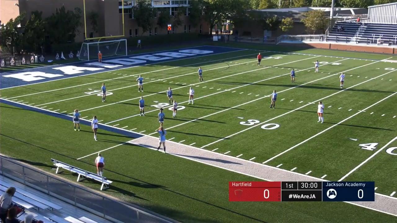 JV Soccer vs Hartfield - 09-23-21