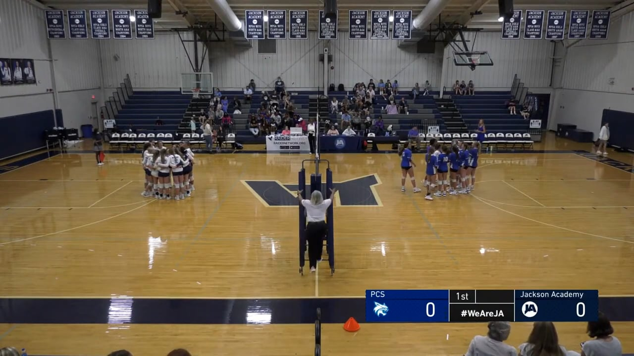 JV Volleyball vs PCS - 09-14-21