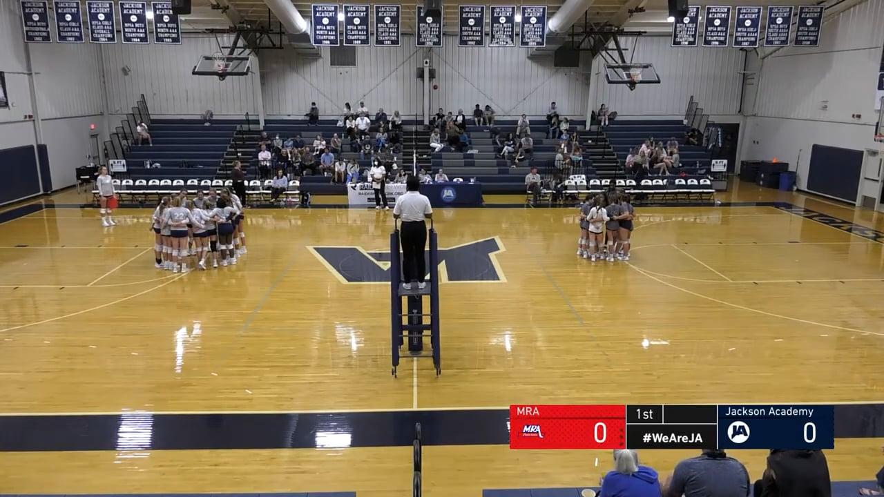 JV Volleyball vs MRA - 09-23-21