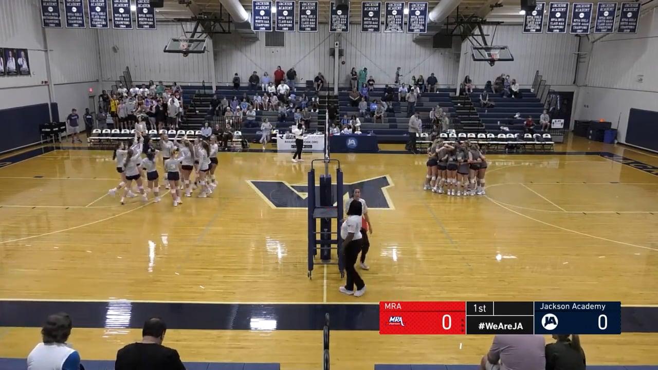 Varsity Volleyball vs MRA - 09-23-21