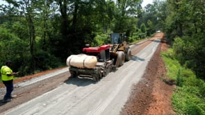 Claiborne Parish LA Road Repair