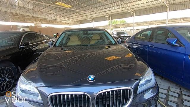 BMW 750Li - GREY - 2014