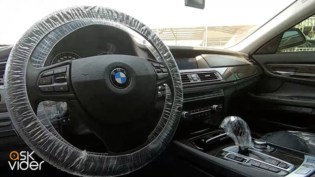 BMW 750Li - GREY - 2012