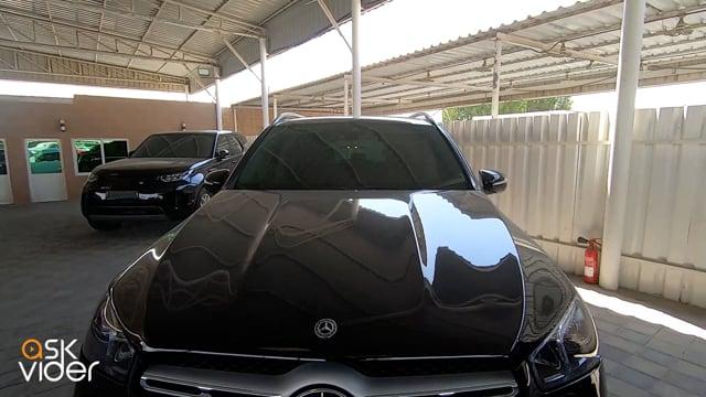 MERCEDES-BENZ GLE 300 - BLACK - 2020