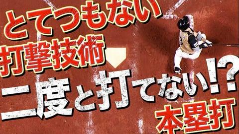 近藤健介 技術で運んだ『打者をホメるしかない超抜9号弾』